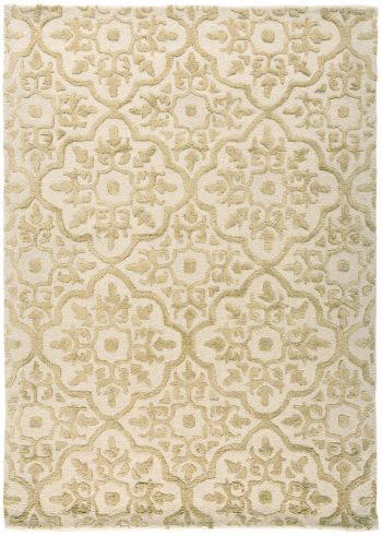 Luxmi Rugs Mayfair Knighsbridge Gold