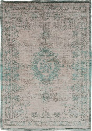 rugs Louis De Poortere LX8259 Fading World Medaillon Jade Oyster