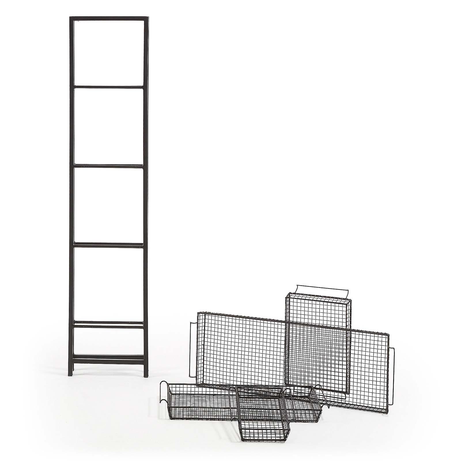 ladder shelf Anversa June 646R01 AV 3
