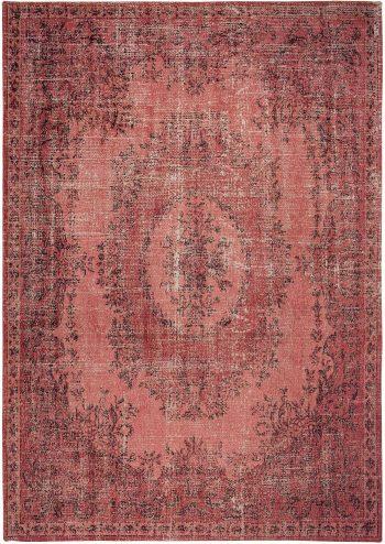 Louis De Poortere rug LX 9141 Palazzo Da Mosta Borgia Red