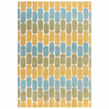 Anversa Rugs Radiance Fossil Green